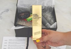 Glamour in a Bottle: ITBOX Unpacking - July