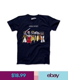T-Shirts Noble Gases T Shirt Funny Science Shirt Chemistry T Noble Gas #ebay #Fashion