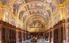 El Escorial Library, Madrid