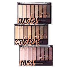 CoverGirl Tru Naked Eyeshadow Palette -Nudes  - 0.23 oz