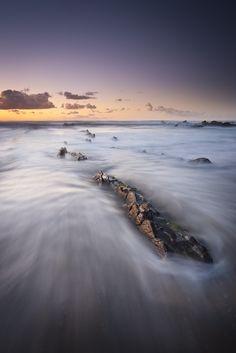 Barrika Beach #photography #minimal #seascape