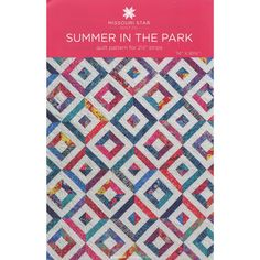 Summer in the Park Pattern by MSQC
