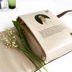 #leotolstoy #warandpeace #bookbag by #krukrustudio #firstpage #russianliterature #bookpurse