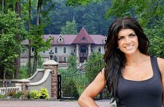 Imprisoned Real Housewife Teresa Giudice Cuts Mansion Price