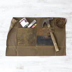 We are very excited about our best selling gift so far this year, our Leather and Canvas Aprons. We've got 3 different styles that make wonderful gifts for Uk Fashion, Aprons, Different Styles, Backpacks, Canvas, Leather, Blog, Gifts, Furniture