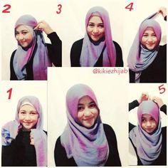 7 Tutorial Hijab Ideas Hijab Hijab Tutorial Tutorial