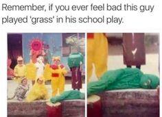 Grass...?