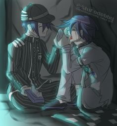 WHAT HAPPENED TO MY BBY HOLY GOD NO. COMFORT HIM, SHUICHI