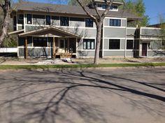 Garage Doors, Street, Outdoor Decor, Home Decor, Interior Design, Home Interior Design, Walkway, Home Decoration, Decoration Home