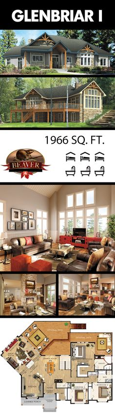 ideas about Simple Floor Plans on Pinterest   Floor Plans    The Glenbriar I is designed to suit a simple living lifestyle and has many great features