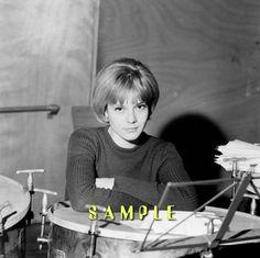 Sylvie Vartan - Rare Photo 13x18 Ref 15