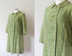 mod green coat