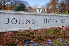 Johns Hopkins University - #Baltimore #JHU