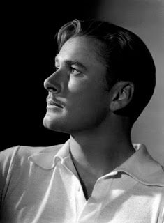 Errol Flynn by George Hurrell