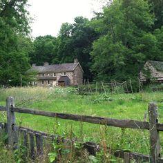 Colonial Pennsylvanian Plantation in Media, PA