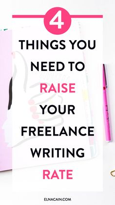 4 Things You Need to Raise Your Freelance Writing Rate – looking to prune your client list down? Instead, why not tell them your new rate and negotiate with them?