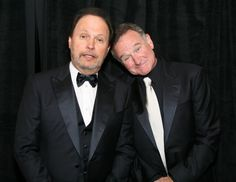 Billy Crystal speaks about the late Robin Williams at the 66th Annual Primetime Emmy Awards.
