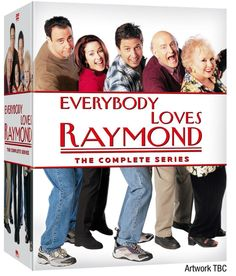 PRICE DROP Everybody Loves Raymond: The Complete Series DVD Set £39.83