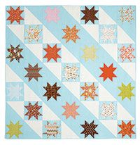 Stars in Formation Quilt Kit