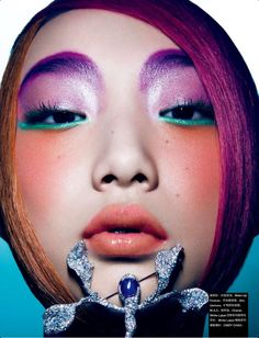 Yue Ning by Shao Jia for Numero China January 2013 3