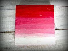 #ombre #box #handmade