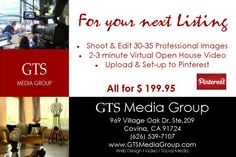 Realtors for your next listing?