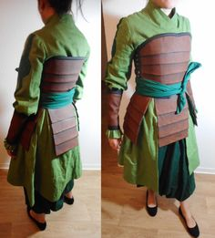 My nearly finished Suki cosplay. Avatar Costumes, Avatar Cosplay, Cosplay Diy, Casual Cosplay, Cosplay Outfits, Best Cosplay, Cosplay Costumes, Avatar Halloween, Cute Couple Halloween Costumes