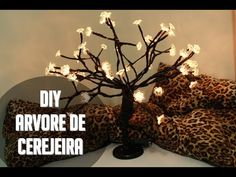 Blog Camila Delamar: Vídeo: DIY Árvore de Cerejeira (Imaginarium)