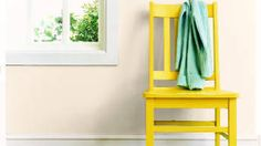 Highlighting accents with a fresh coat of paint can liven up a room.
