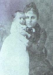 Fernando Pessoa, en sus primeros meses de vida, con su madre. (En mismo enlace, más fotos y cuadros sobre Pessoa). Wikimedia Commons, Painting, Art, Fernando Pessoa, Movies, Musica, Pictures, Art Background, Painting Art