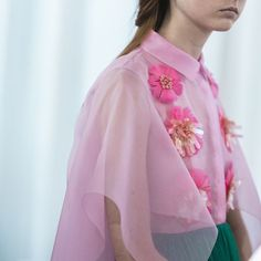 Ready for a night out wearing #Delpozo