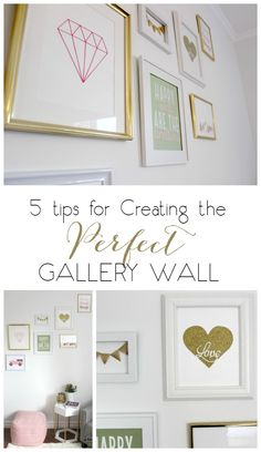 Gallery Wall Planner living room gallery wall created using me & my big ideas diy