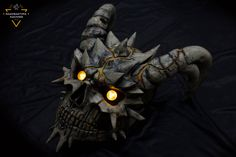 Pay day, One Down Skull Mask, cosplay props