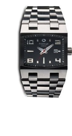 bd7243c7563 Click Image Above To Purchase  Freestyle Watch - Men s Cnote  Stainless black -
