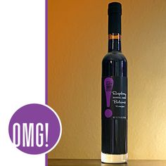 So I actually tried it first, loved it second and THEN pinned it! Love the Raspberry vinegar but they are ALL SO tasty! Raspberry Barrel Aged Balsamic Vinegar -- Team Gourmet USA Online Store