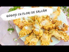 Rețeta de gogoși cu flori de salcâm este una dintre cele mai frumoase din gastronomia românească. Ne putem bucura de ea doar timp de câteva zile pe an. Cauliflower, Gluten, Vegetables, Mai, Ethnic Recipes, Youtube, Desserts, Cakes, Fine Dining