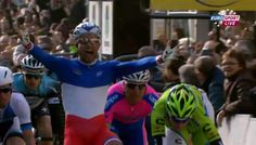 Twitter / inrng: Bou-yeah! Note Bouhanni's ...