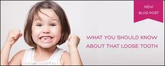 """DO YOU REMEMBER losing your baby teeth? For children, it is an extremely important milestone that symbolizes becoming a """"big kid!"""" Now you're mom and dad and there's some things you need to know.   Read our blog: https://www.slavelakedental.ca/single-post/2017/03/16/Loose-Teeth-What-You-Need-To-Know   Loose Teeth: What You Need To Know 