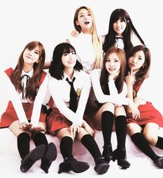 #Apink #Mr.Chu love this picture