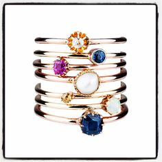 10% off today till Sunday at @libertylondon on Annina Vogel Jewellery - take advantage of double points today and triple points from tomorrow on all AV purchases!!!