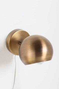 Metallic Gumball Pendant