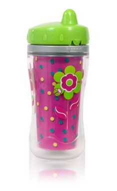 This sippy cup doesn't leak!