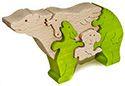 Ginga Kobo Toys | Rakuten Global Market: Wild Random Cats  Wooden Toys (Ginga Kobo Toys) Japan
