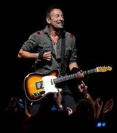 Bruce Springsteen Nashville Tenessee 2014