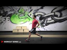 Exercise of The Day: Stationary Lunge Left  Do you want to take on full-length workout videos - when and where it's convenient to you? Go to WorkoutSeries.com and access it now for FREE.