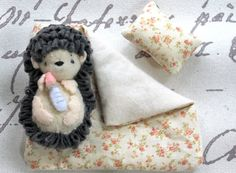 Design by Tati // handmade cuddly creatures