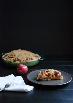 Dutch Apple Pie {GF}