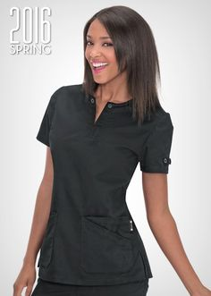 TRACY TOP: 282-02 (Black)