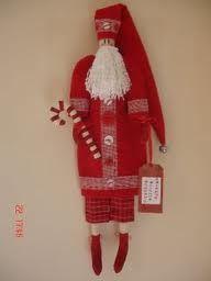 Cloth Doll ~ Santa