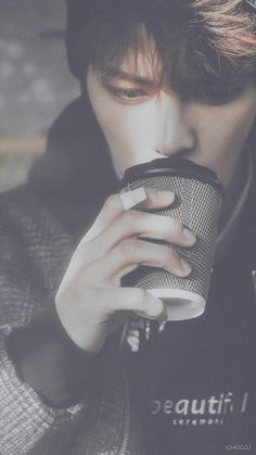KimJaeJoong 김재중 - FANFICTION Cup of Hotness Cafe || www.thechairmansdaughters.com